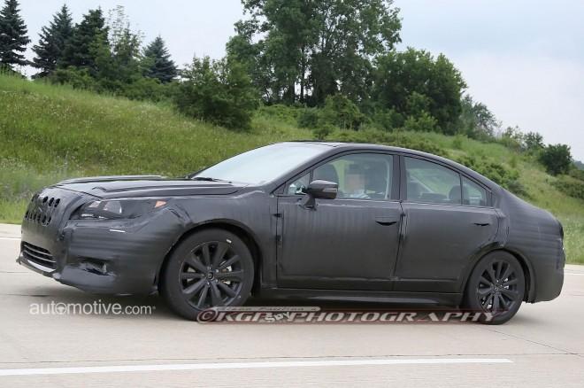2015-Subaru-Legacy-Spy-Shot-Side-03
